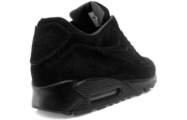 Nike Air Max 90 VT Premium - Black Suede