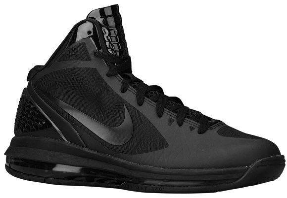7f1085d4fc84d Nike Air Max Hyperdunk 2011 Black Black Available