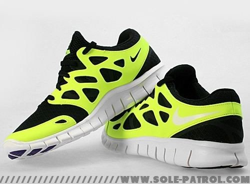 Cheap Nike free 5.0 v2 men black green Cheap Nike free 5.0 shoes Society for
