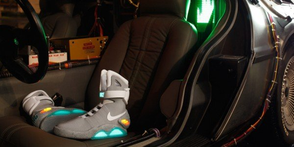 Nike Mag 2011 Has Landed on eBay