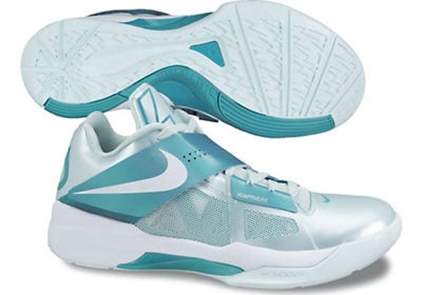Nike Zoom KD IV - Fall 2011  6447c0429589