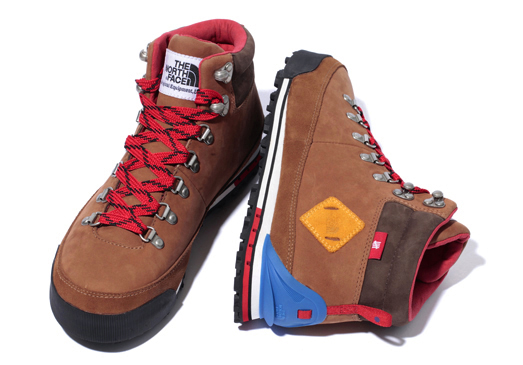 "Stussy x UNDFTD x The North Face ""Back To Berkeley"" Boots"