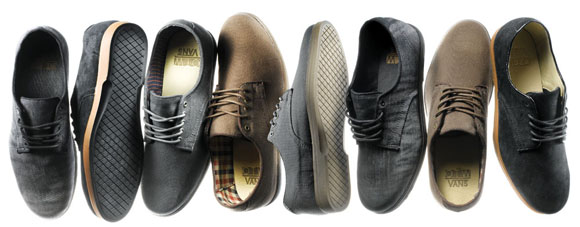 Vans OTW Collection Holiday 2011: The Pritchard