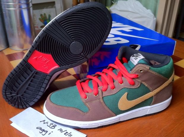 Nike SB Dunk Mid Pro 'Patagonia' - Available Early