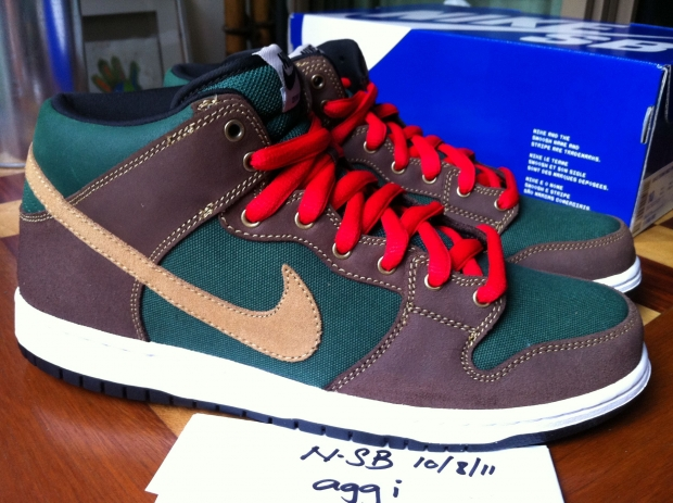 Nike SB Dunk Mid 'Patagonia' - Available Early