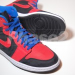Air Jordan 1 – Max Orange/True Blue – Unreleased Sample