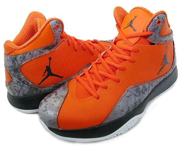 Air Jordan 2011 A Flight - Team Orange/Anthracite/White - Another Look