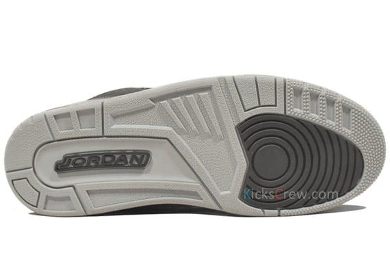 "Air Jordan III ""Black Flip"" - Euro Release Date"