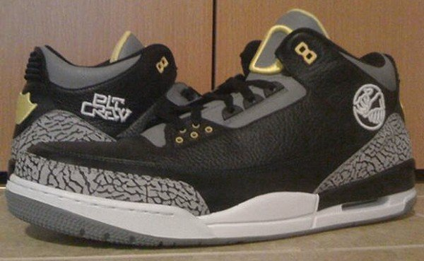 "Air Jordan III ""Pit Crew"" Raffle Tonight at ""Matt Knight Madness"""
