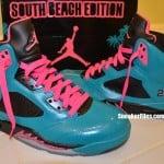 Air Jordan V (5) Retro 'South Beach