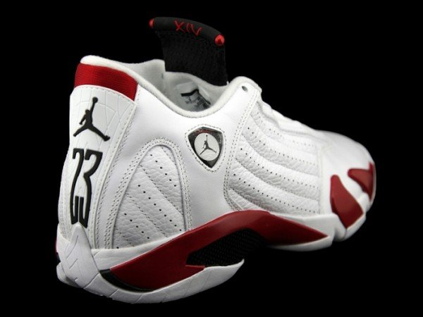 Air Jordan XIV - White/Red 2012 Retro - First Look