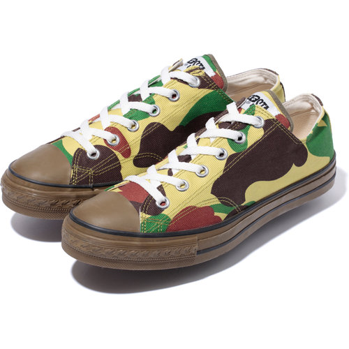 Bape 1st Season Camo Apesta Low - Now Available