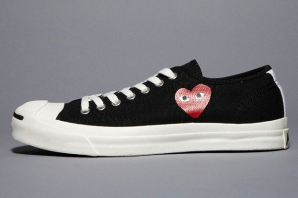 Comme des Garcons PLAY x Converse Jack Purcell - Now Available