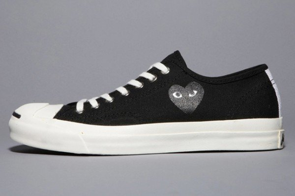 4b2f3b29eb19 Comme des Garcons PLAY x Converse Jack Purcell - Now Available ...