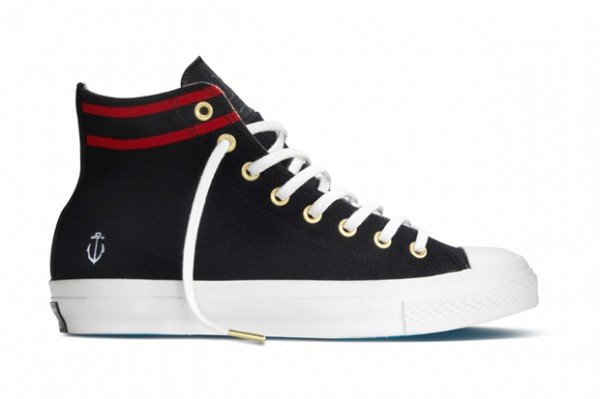 Dr. Romanelli Beetle vs. Popeye x Converse Capsule Collection