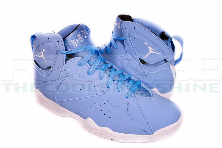 Air Jordan 7 (VII) - For The Love Of The Game | Promo Sample