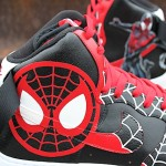 Spiderman Custom Nike Shoes, Spiderman Custom Nike Shoes