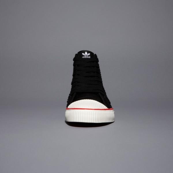 Jeremy Scott x adidas Nizza Hi - Now Available