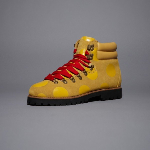 Jeremy Scott x adidas Polka Dot Boots - Now Available