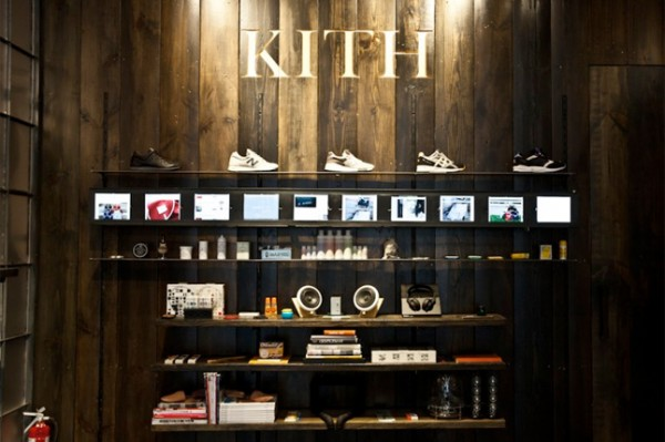 KITH NYC - A Look Inside
