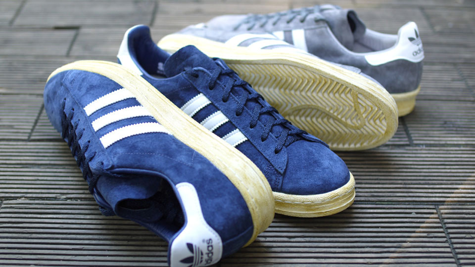 Mita x adidas Originals Campus 80s Pack - Now Available  f7407399cf7d