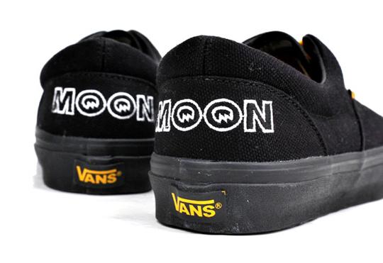 Mooneyes x Vans Era - Release Date + Info