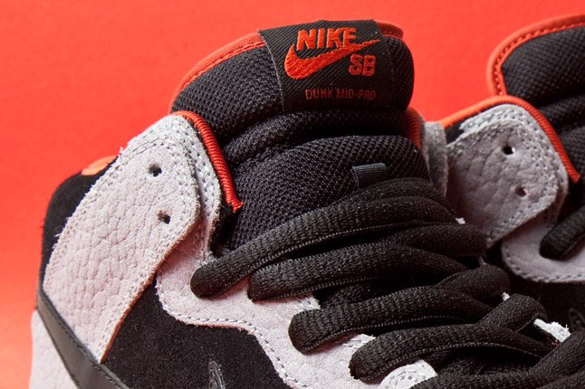 "Nike SB Dunk Mid ""Dragon Red"" - Release Date + Info 4"