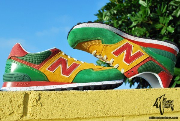 New Balance M574 Fruit Pack - Another Look