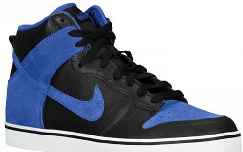 Nike 6.0 Dunk SE - Black/Royal/White