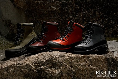 Nike ACG Watershield Air Max Conquer - Fall 2011 Collection
