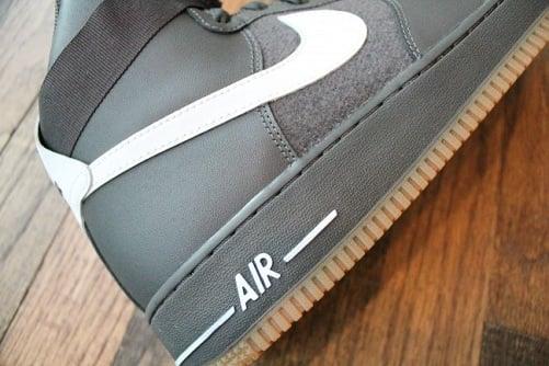 Nike Air Force 1 High 07 - Midnight Fog