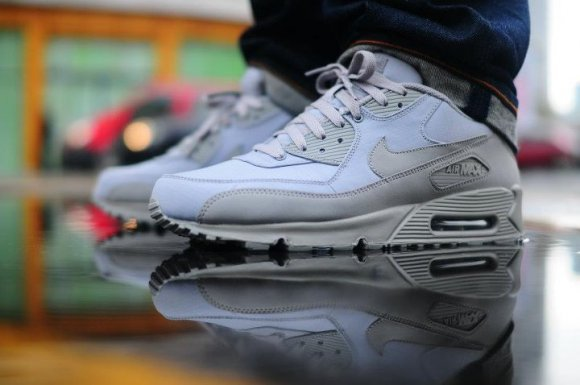 Nike Air Max 90 - Grey Ripstop