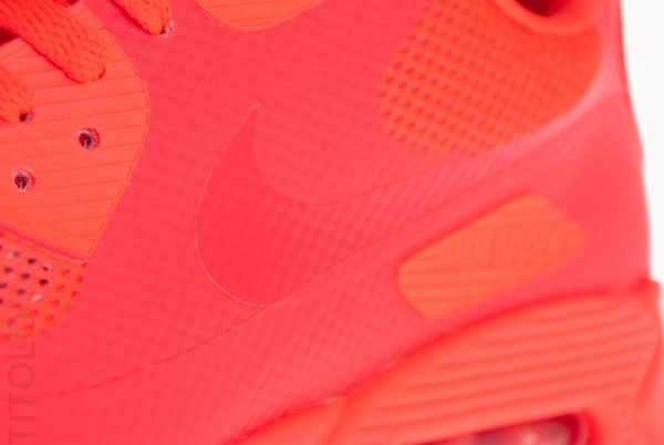 "Nike Air Max 90 Hyperfuse ""Solar Red"" - Now Available"