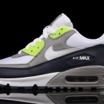 Nike Air Max 90 – Obsidian/Volt – Now Available