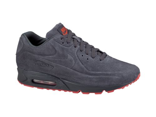 Nike Air Max 90 VT Anthracite Medium Grey Now Available ...