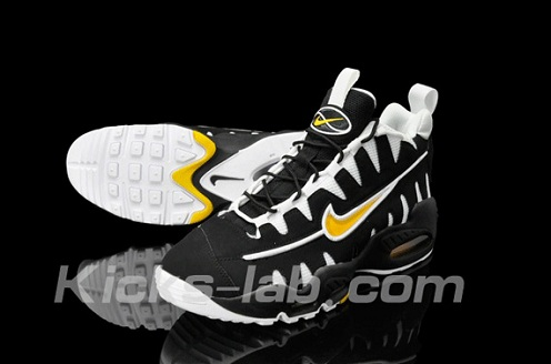 Nike Air Max NM Black/Yellow - New Images