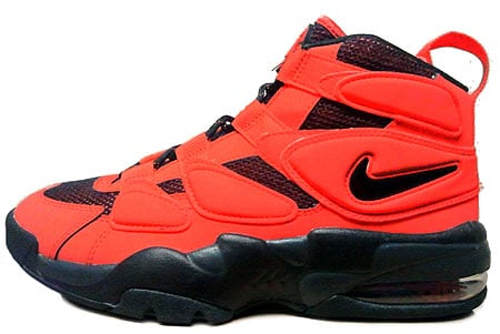 Nike Air Max Uptempo 2 Max Orange - First Look