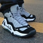 Nike Air Max Uptempo 97 – Wolf Grey/Black – First Look
