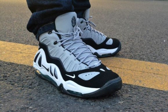 Nike Air Max Uptempo 97 - Wolf Grey/Black - First Look
