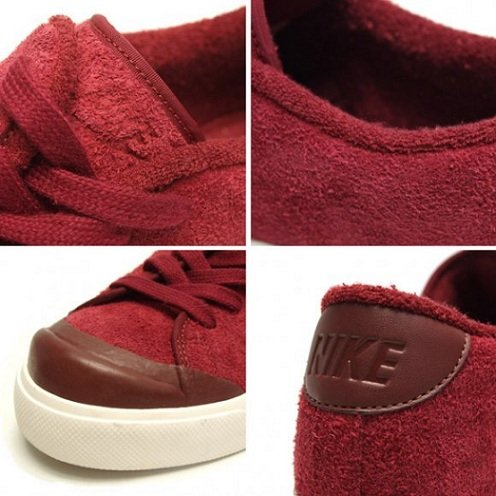 Nike All Court Twist Low - Team Red/Oxen Brown
