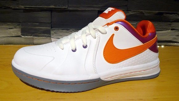 "Nike Cradle Rock Low 2011 ""Phoenix Suns"" - First Look"