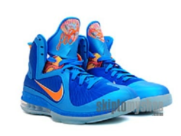 Nike LeBron 9 Cannon China Available Now