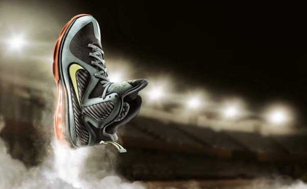 "Nike LeBron 9 ""Cannon"" - Official Images"