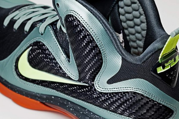 """Nike LeBron 9 """"Cannon"""" - Official Images"""