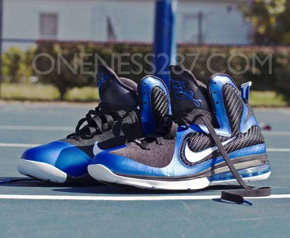 "Nike LeBron 9 ""Kentucky"" - Release Info"