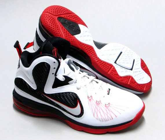 "Nike LeBron 9 ""Scarface"" - New Images"