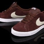 "Nike SB Blazer Low ""Team Brown"" – Now Available"