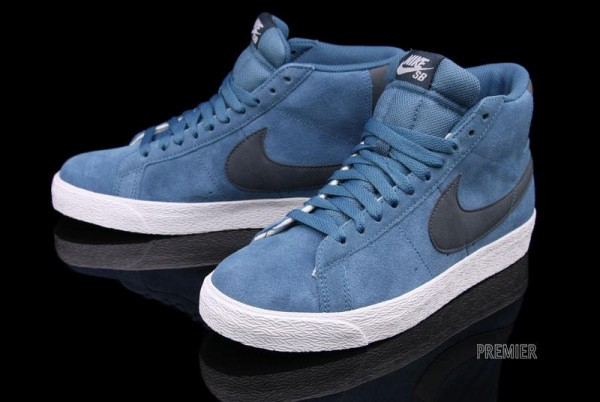 "Nike SB Blazer ""Rift Blue"" - Now Available"
