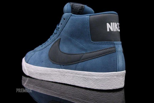 Nike SB Blazer Rift Blue - Now Available