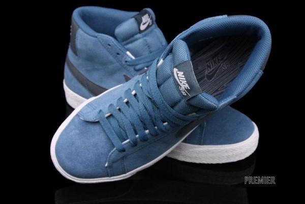 Nike SB Blazer Rift Blue - Now Available
